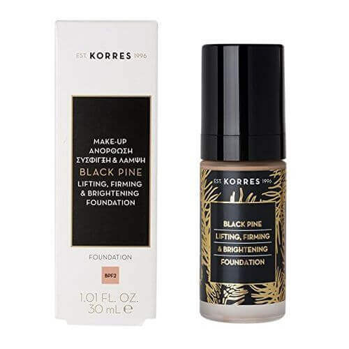 KORRES Black Pine Foundation BPF3