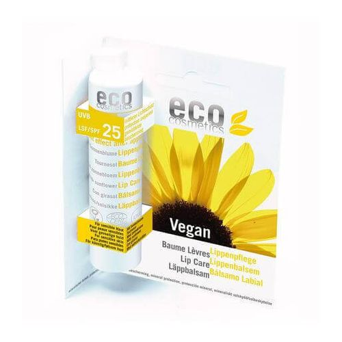 ECO Cosmetics LIPPENPFLEGESTIFT LSF 25 vegan