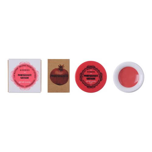 KORRES Lip Butter Pot Pomegranate