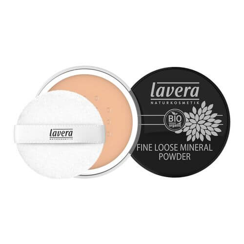 LAVERA Fine loose Mineral Powder 03 honey
