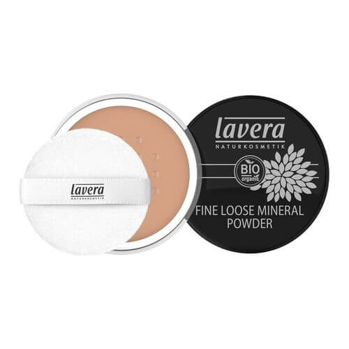 LAVERA Fine loose Mineral Powder 05 almond