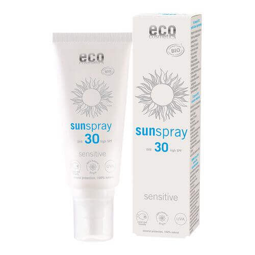ECO COSMETICS SONNENSPRAY LSF 30 sensitiv