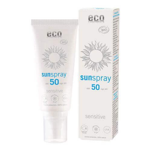 ECO COSMETICS SONNENSPRAY LSF 50 sensitiv