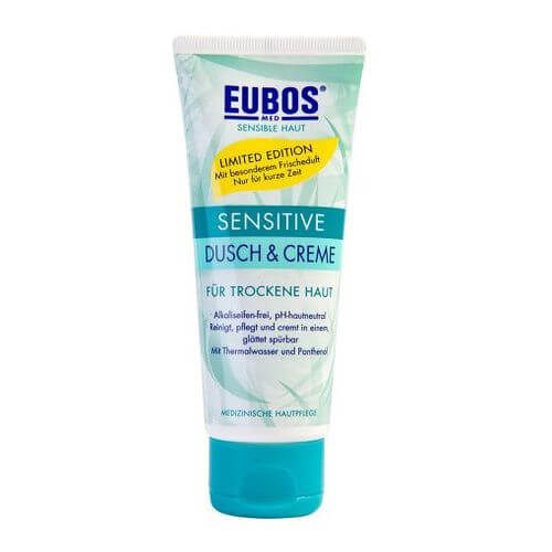 EUBOS SENSITIVE Dusch & Creme summer Edition