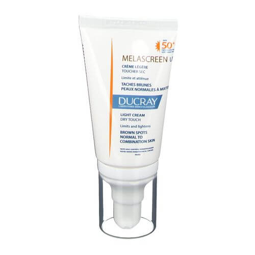 DUCRAY MELASCREEN Photoaging UV Cr.leicht SPF 50+