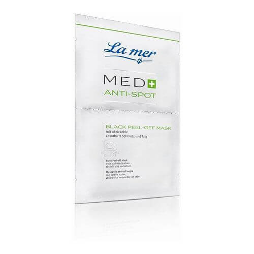 LA MER MED+ Anti-Spot black Peel-off Mask o.Parfüm