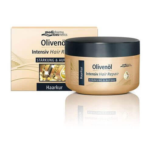 Medipharma Cosmetics OLIVENÖL Intensiv Hair Repair Haarkur