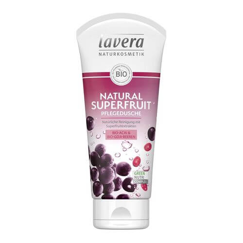 LAVERA Natural Superfruit Pflegedusche