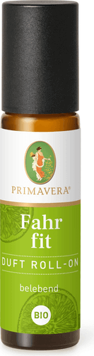 Primavera FAHR FIT Duft Roll-on Bio