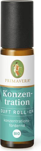 Primavera KONZENTRATION Duft Roll-on Bio