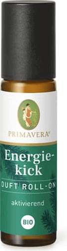 Primavera ENERGIEKICK Duft Roll-on Bio
