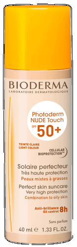 BIODERMA Photoderm Nude Touch Creme hell