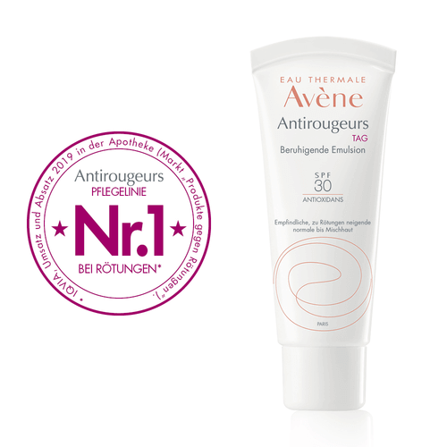 AVENE Antirougeurs Tag beruhigende Emulsion SPF 30