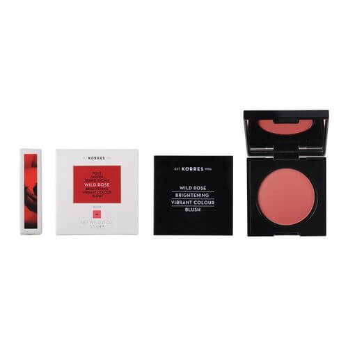 KORRES wild Rose Rouge 46 bright coral