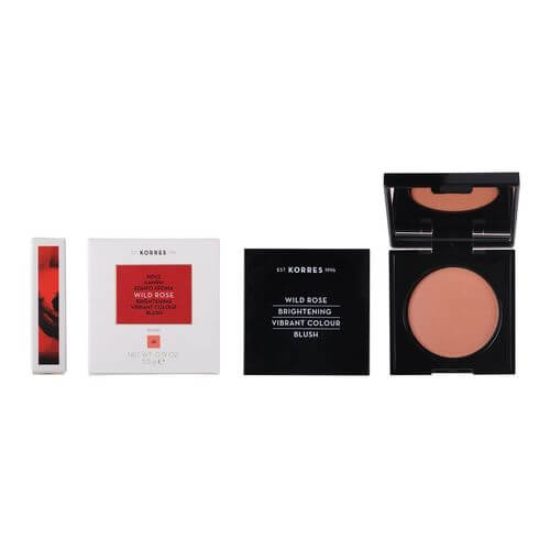 KORRES wild Rose Rouge 24 luminous apricot