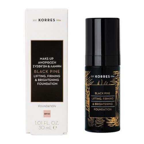 KORRES Black Pine Foundation BPF00