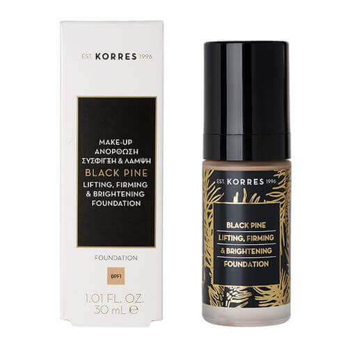 KORRES Black Pine Foundation BPF01