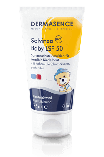 DERMASENCE Solvinea Baby Creme LSF 50