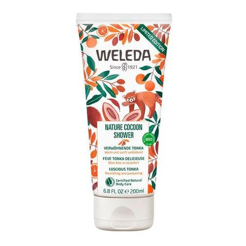 WELEDA Nature Cocoon Shower verwöhnendeTonka
