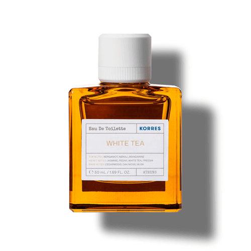 KORRES White Tea EdT Spray für Sie