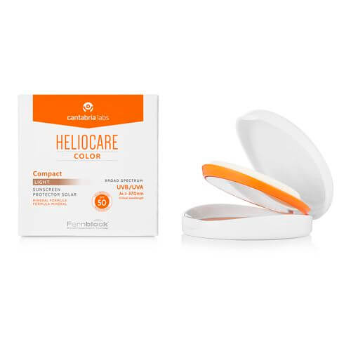 HELIOCARE Compact ölfrei SPF50 hell Make up